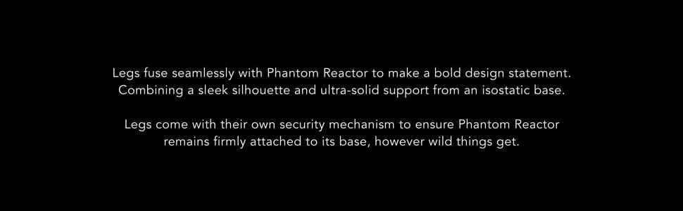 Devialet Accessory Legs Stand for Phantom Reactor White