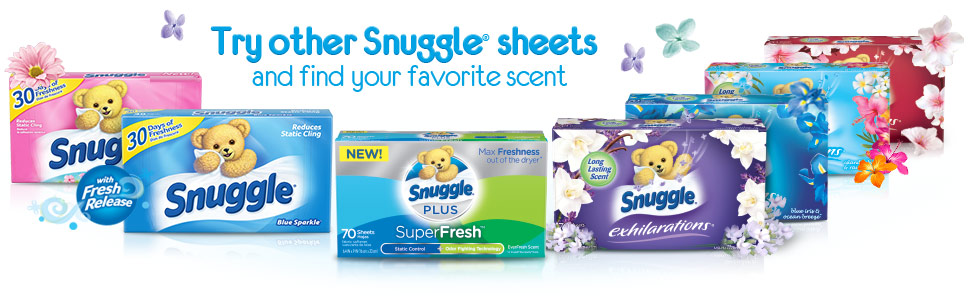 Try other Snuggle sheets