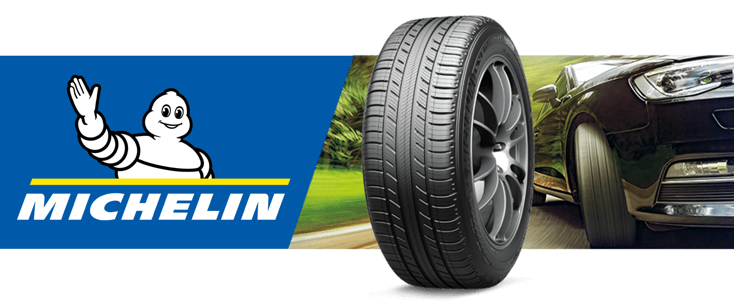 Michelin Premier A//S Touring Radial Tire 215//55R17 94V