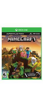 Amazon com: Minecraft Super Duper Graphics Pack - Xbox One [Digital