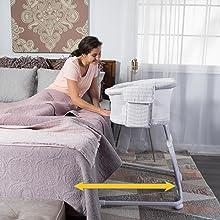Amazon.com: Moisés Halo deslizante modelo Mosaic: Baby