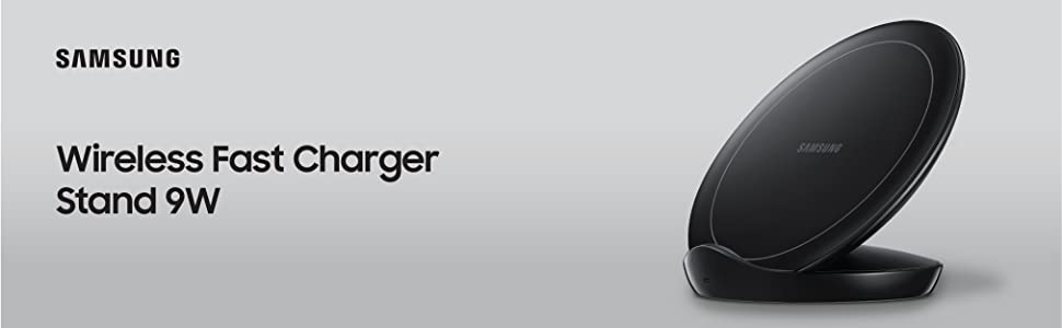 Wireless Fast Charger Stand 9W