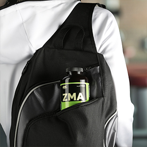 optimum nutrition zma muscle recovery backpack