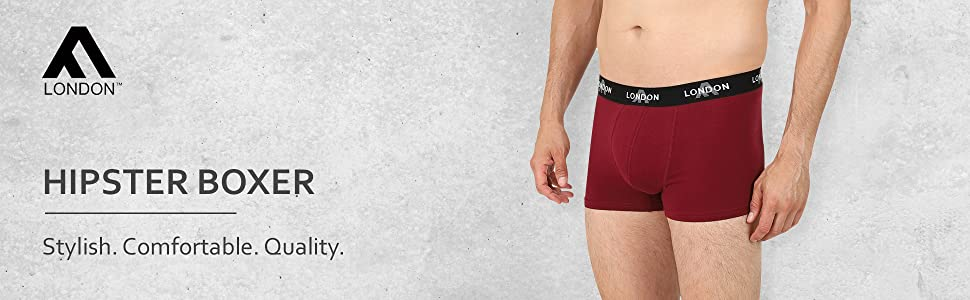 FM Hipsters boxer shorts