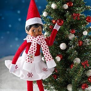 the elf on the shelf, christmas elf, elf toy, elf clothing