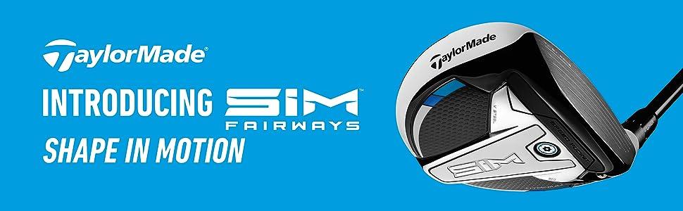 SIM Max Fairway