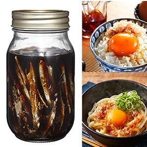 ヤマキ 煮干 だし取り以外のメニュー画像「煮干醤油」