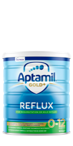 Aptamil Gold+ Baby Infant Formula Reflux From Birth to 12 Months