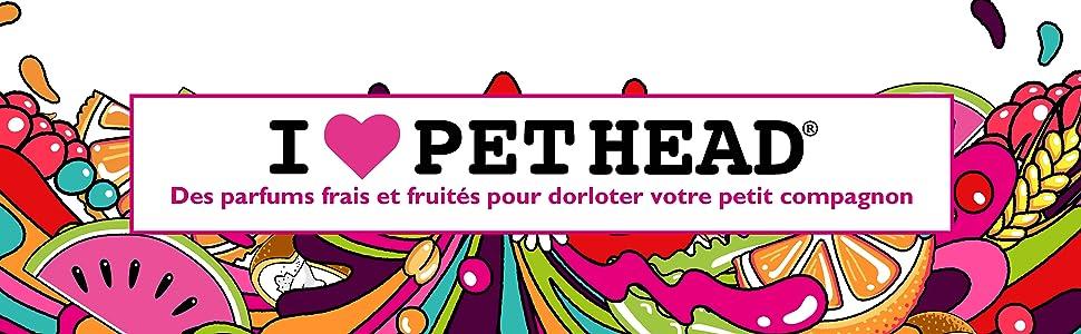 Pet Head Footer