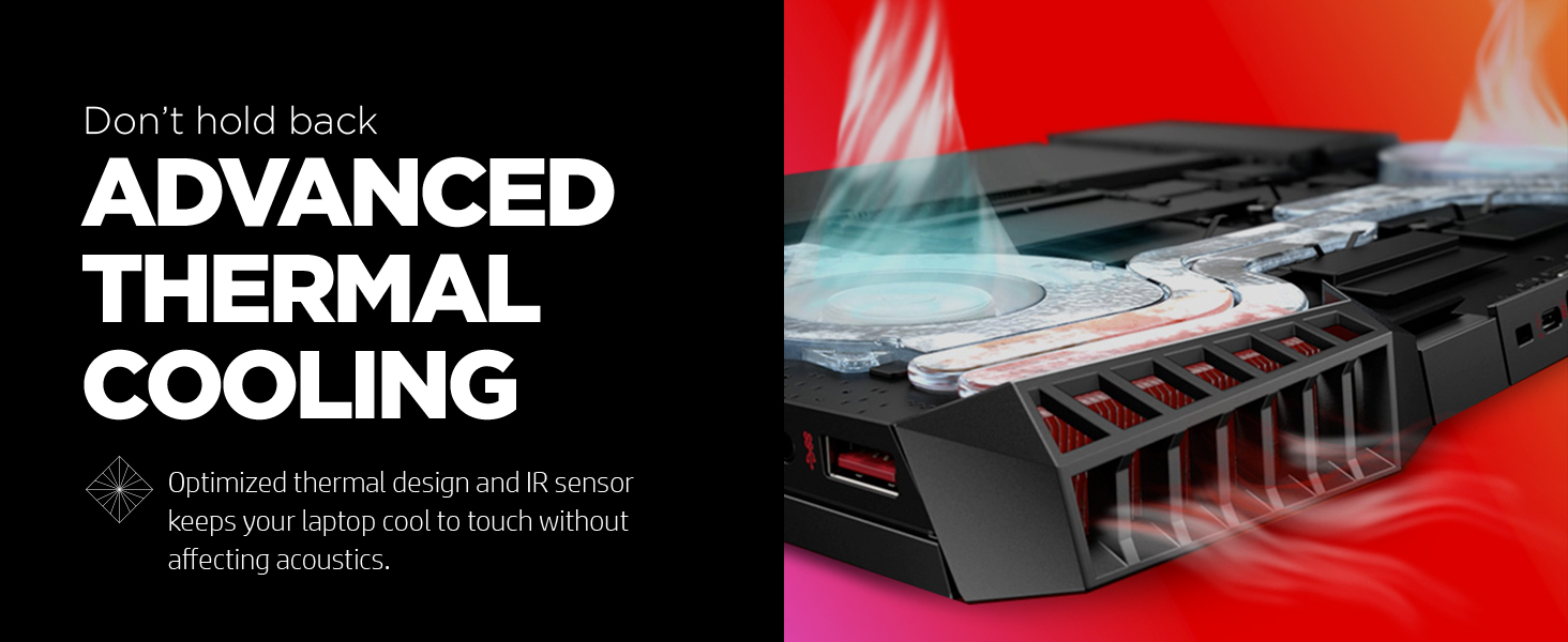 advanced thermal cooling solution design ir sensor infrared cool to touch acoustics