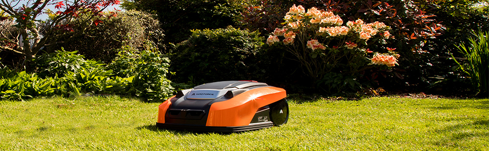 robotic mower X100i