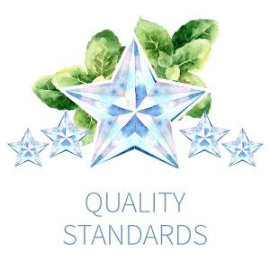 garden of life peppermint essential oils quality standards