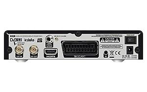 thomson ths811 digitaler satelliten receiver mit kartenleser f r irdeto und orf hd dvb s hdmi. Black Bedroom Furniture Sets. Home Design Ideas