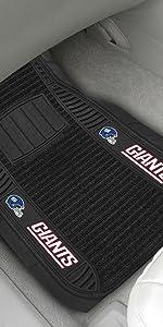 2 Piece Deluxe Car Mat Set