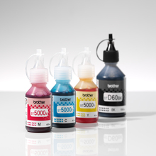 brother dcp t220 ALL IN ONE ink bottles