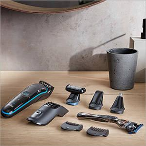Braun Multigrooming-Set MGK3080, Bartschneider, Trimmer, Bodygroomer,
