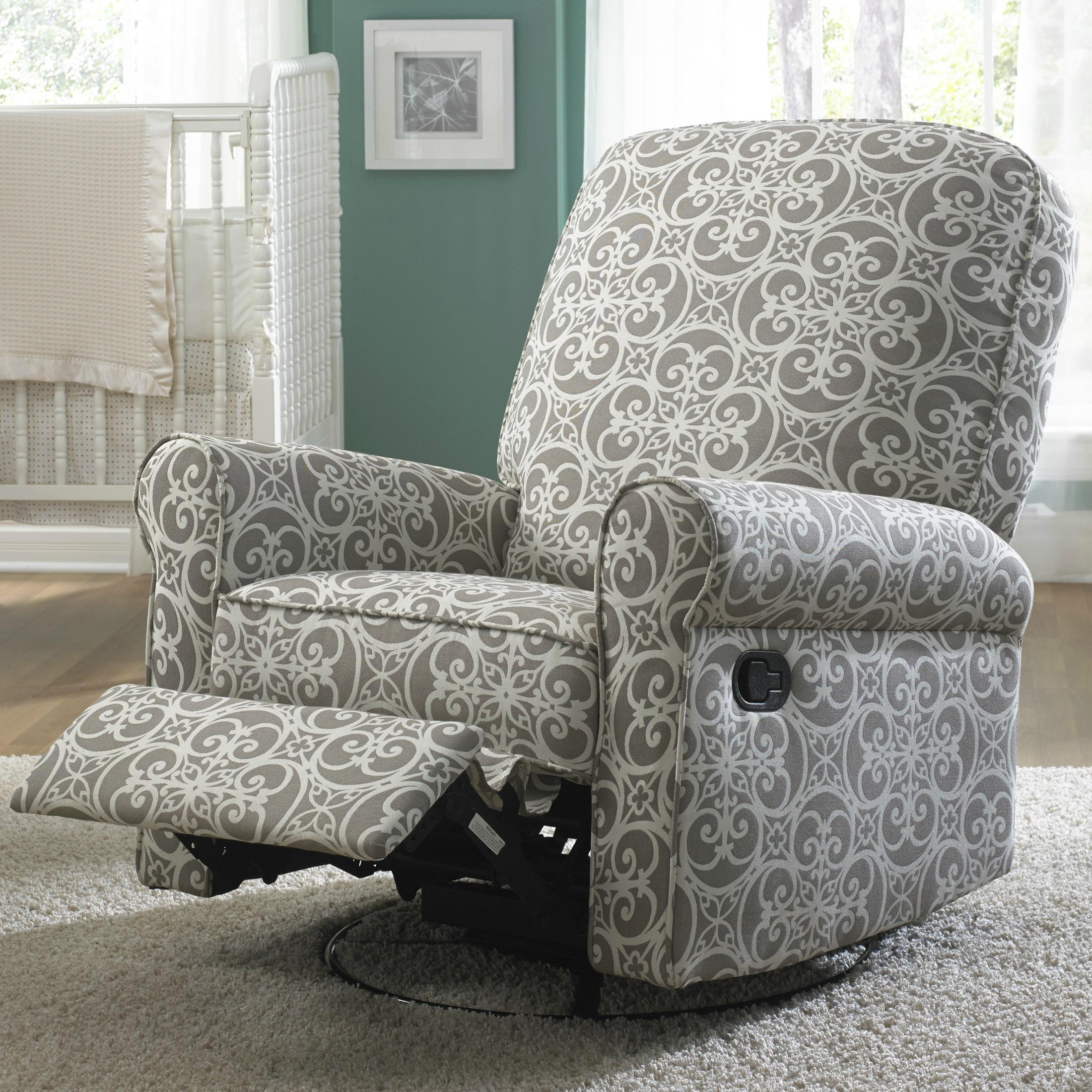Amazon Com Pulaski Ashewick Swivel Glider Recliner