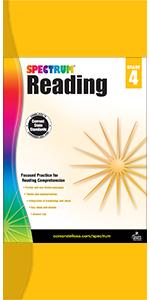 reading workbook grade 4