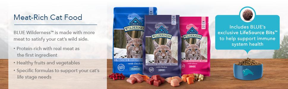 Natural cat food;Dry cat food;Cat food;High protein cat food;Grain free cat food;Adult cat food