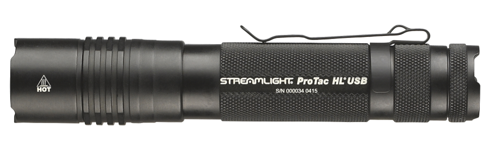 Streamlight Protac Hook /& Loop USB projecteur
