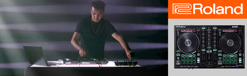 new 202 DJ controller