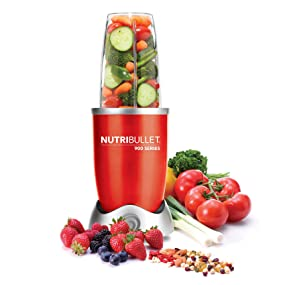 NutriBullet NB90928R Extractor de nutrientes original con ...