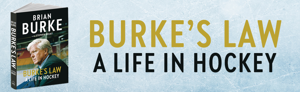 Burke's Law - A Life in Hockey