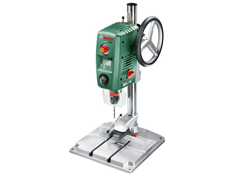Bosch PBD 40 - Taladro de columna (710 W, caja de cartón): Amazon ...