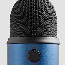 Blue Yeti USB Mic SmileGoogle