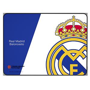 Mars Gaming MMPRM, alfombrilla Real Madrid, base caucho natural, 35 x 25 cm: Amazon.es: Informática