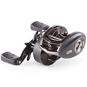 Abu Garcia REVO SX Low Profile Baitcast Reel, High Speed, Right Hand