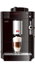 CAFFEO Passione F53/0-102 schwarz: Amazon.es: Hogar