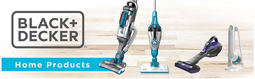 black and decker, home products