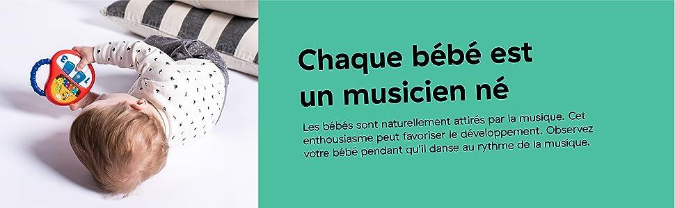 baby einstein, jouet musical, musique, compositeur