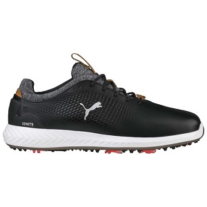 8c28b564bda Puma Men s Ignite Pwradapt Leather Golf Shoe