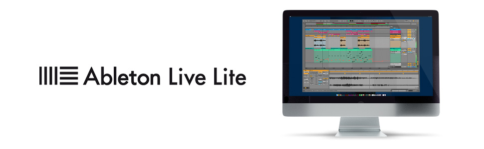 Ableton Live Lite Included