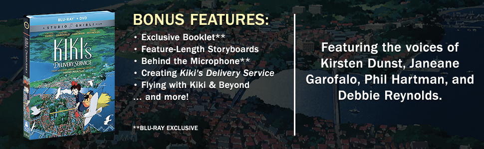 Kiki's Delivery Service footer