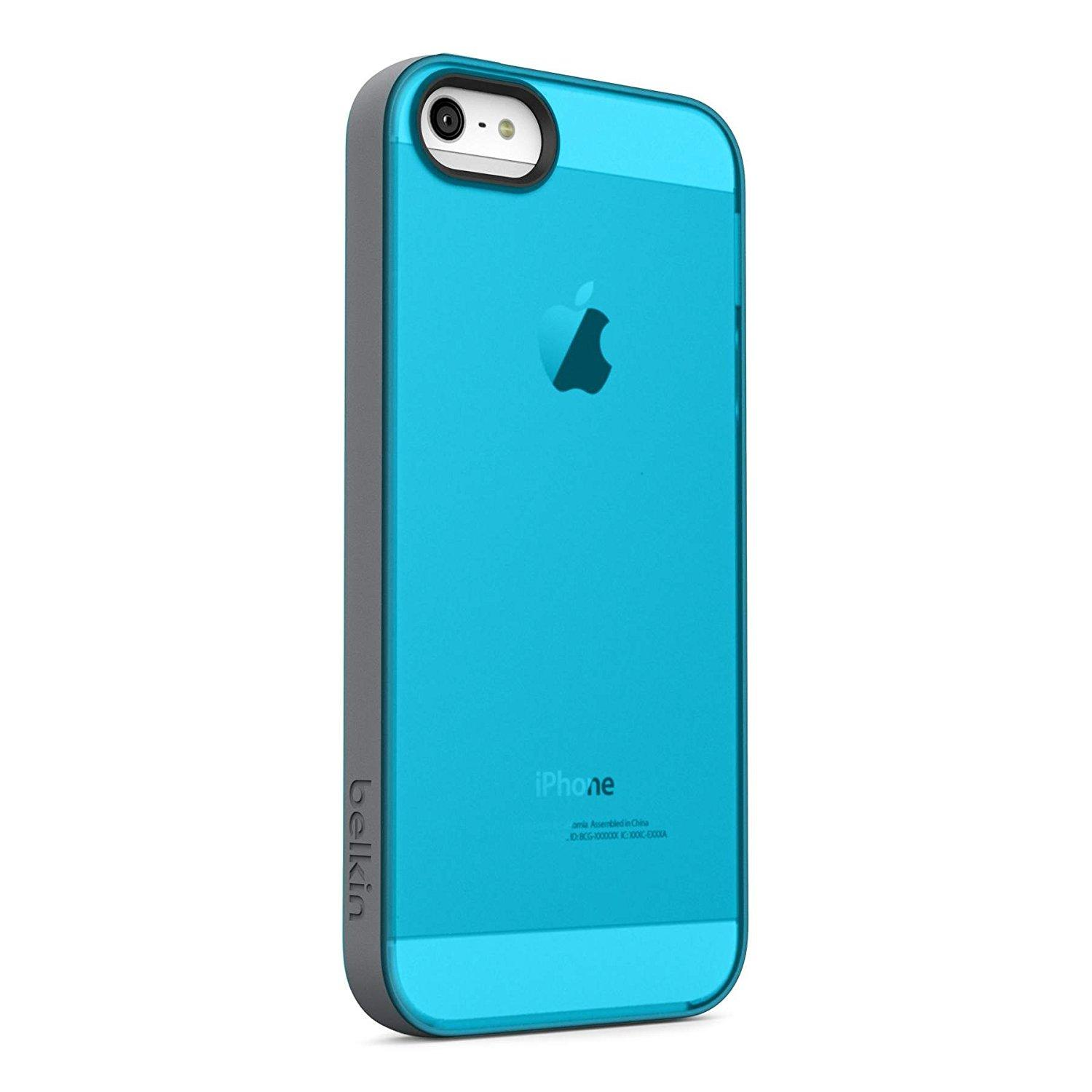 belkin iphone 5s case belkin f8w138ttc05 grip sheer cover for iphone 9925