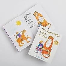Tiger, Paperback, Celebrate, 50, Anniversary, Children's Books, Heritage