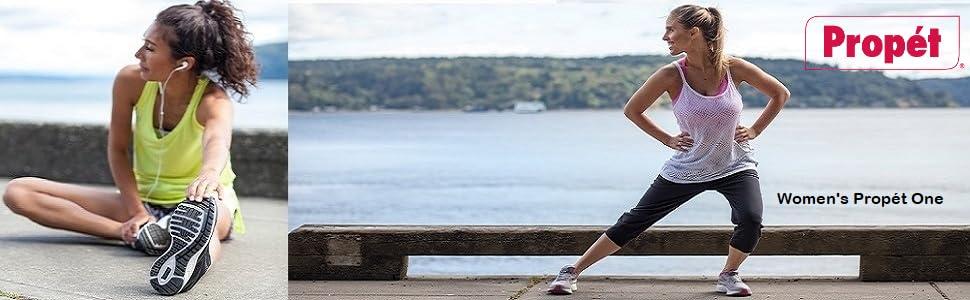 propet one; running shoe; athletic shoe