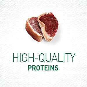 High Quality Proteins; Trusted Farmers and Suppliers; Quality Ingredients; Nutritious Recipes