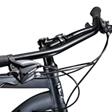 mongoose;envoy;cargo bike;urban bike;commuter bike;bike with racks;commuter bike with cargo