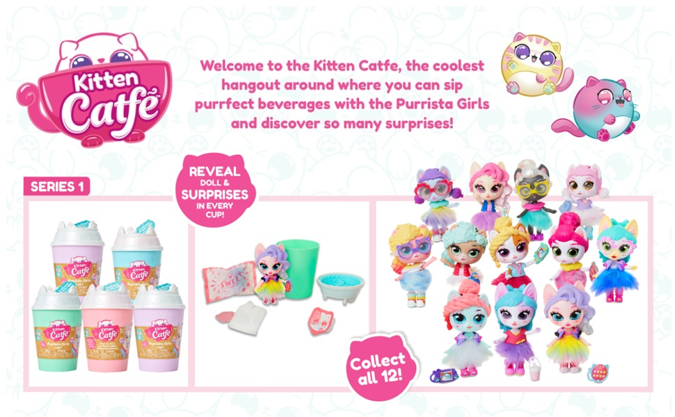 lol, dolls, Hairdorables, surprise, collectible, girls, toy, polly pocket, barbie, Blume, Candylocks