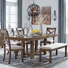 dining bench chair bar stool Ashley furniture