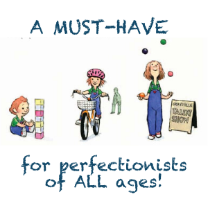 A must-have for perfectionists of ALL ages