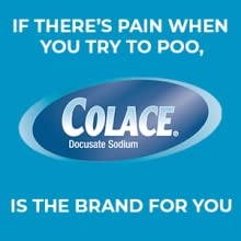 Colace is the Brand for You