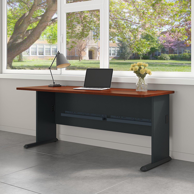 Amazon.com: Bush Business Furniture Series A 72W Desk In