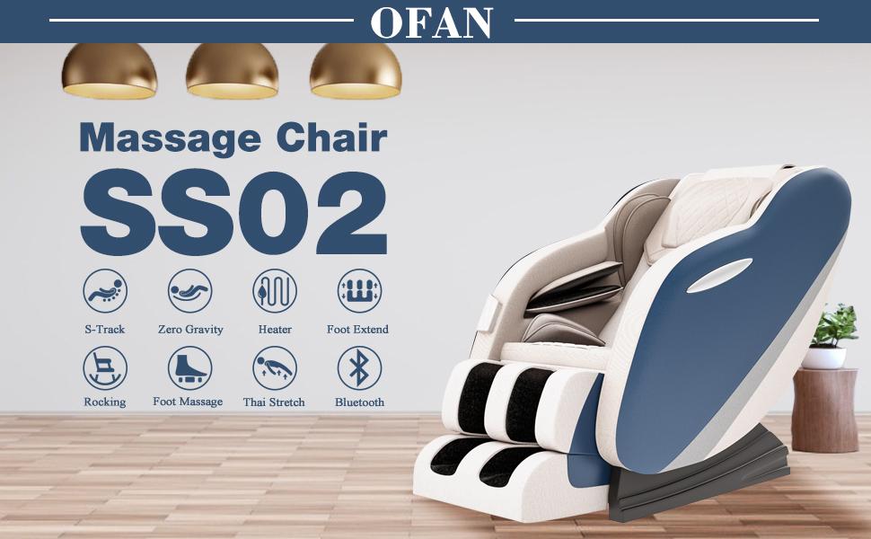 SS02 massage chair