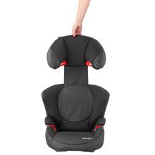 Bébé Confort BBC Rodi XP Fix, Silla de coche grupo 2/3 Isofix, gris (Dawn Grey)