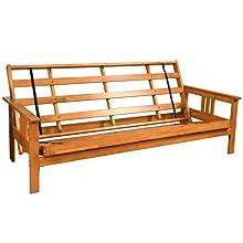 sofa, sleeper, couch, futon, futon set, full, full-size, adjustable, mattress, guest, kid, hardwood